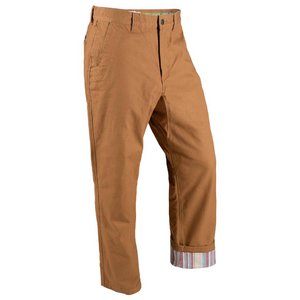 Mountain Khakis Men's Flannel-Lined Mountain Pant mkflomp
